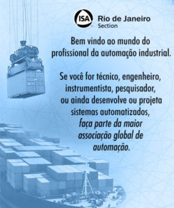 Associe-se a ISA Seção RJ.